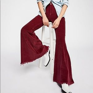 Free People Just Float On Flare Cords